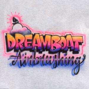 Dreamboat airbrushing